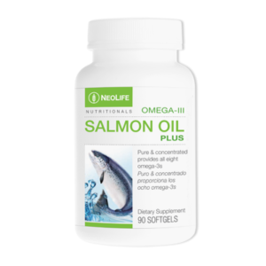 Omega-III Salmon Oil Plus